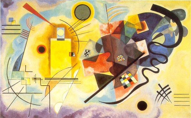 Expo de Kandinsky en Madrid - Ixotype