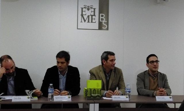 """Presentación en Alicante del libro """"100 marcas valencianas con las que aprender"""""""