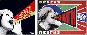 Ixotype - Blog - Alexander Rodchenko - Franz Ferdinand