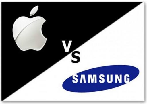 Ixotype - Blog - Apple vs Samsung