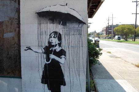 Ixotype - Blog - Banksy - Nola