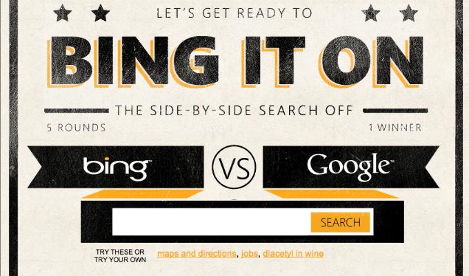 Ixotype - Blog - Bing it on