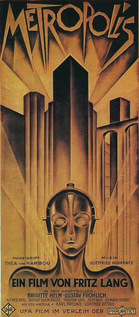 Metropolis dise o de vanguardia de principios del siglo for Diseno de interiores siglo xix