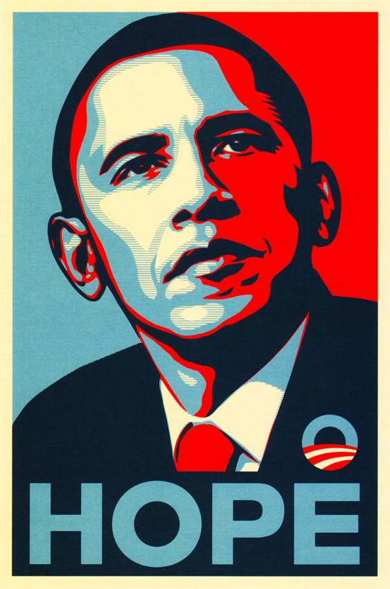 Ixotype - Blog - Design for Obama - obama_hope