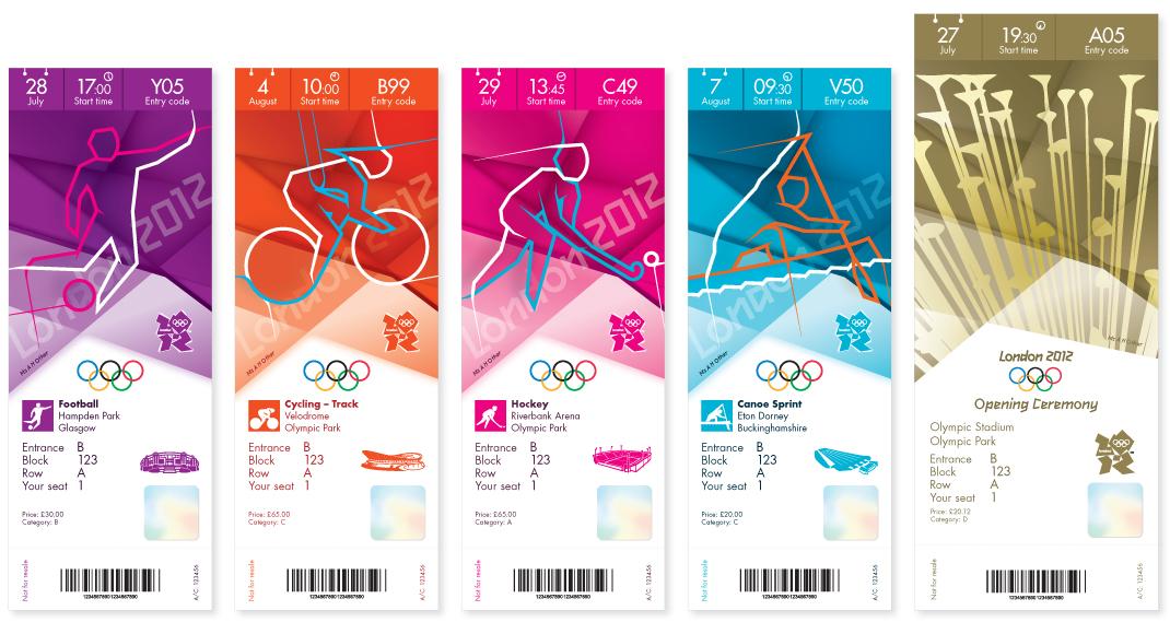 Ixotype - Blog - Entradas Juegos Olímpicos Londres
