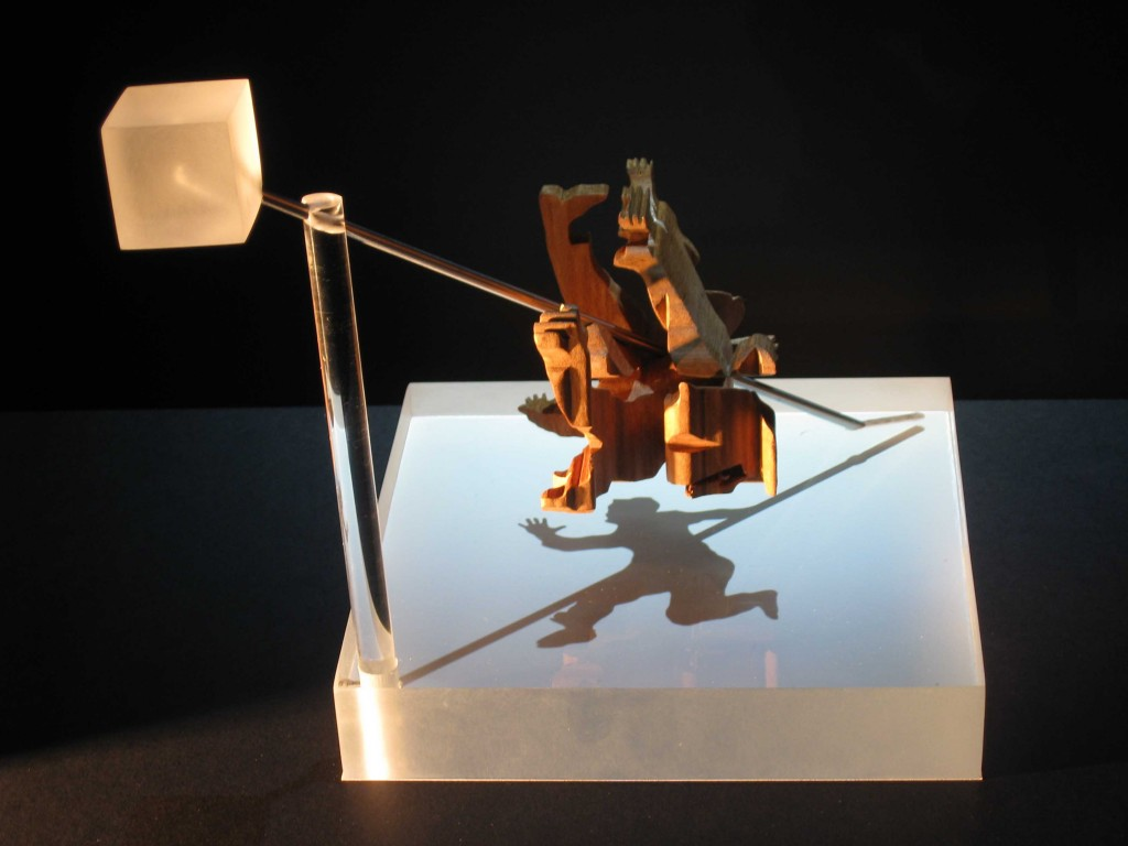 Ixotype - Blog - Escultura y ángulo