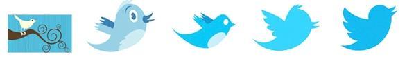 Ixotype - Blog - Evolución logo Twitter