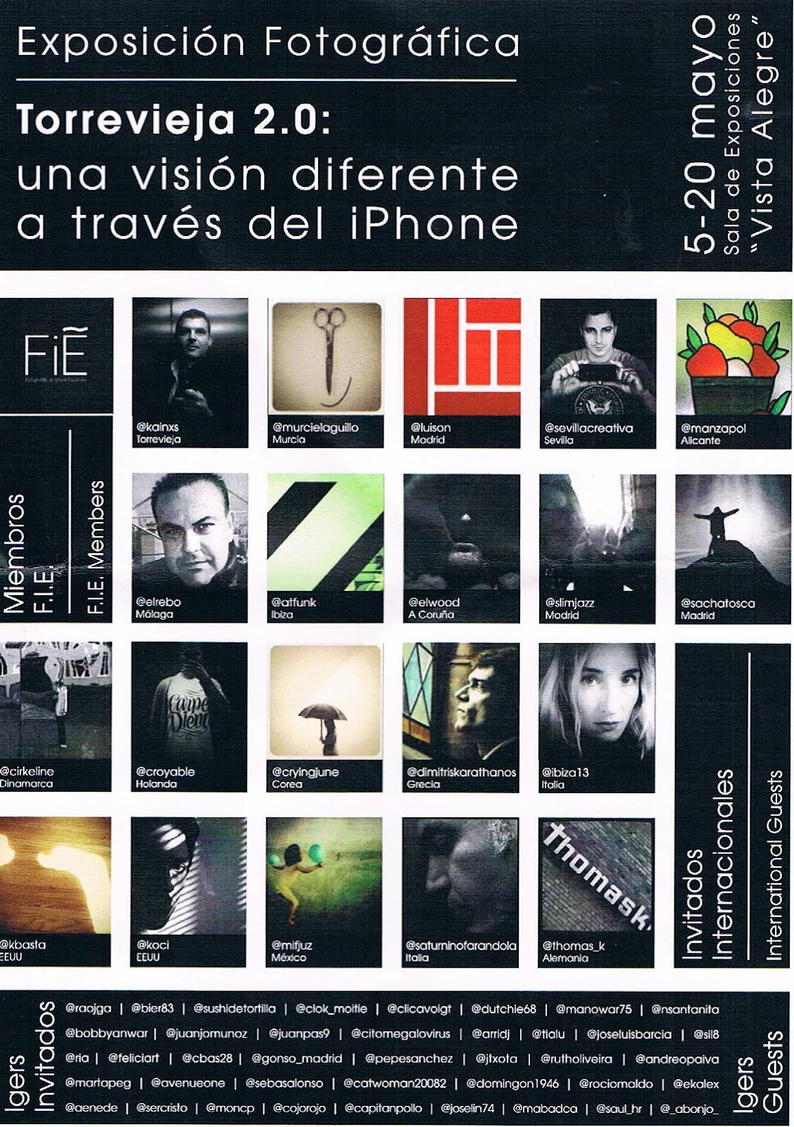 Ixotype - Blog - Exposición Torrevieja 2.0.