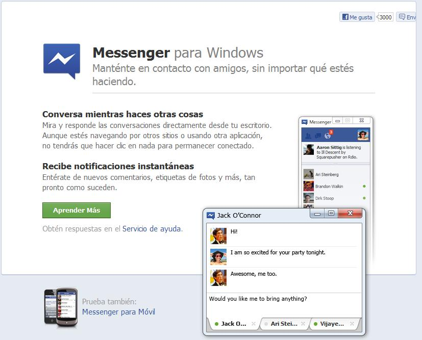 Ixotype - Blog - Facebook Messenger