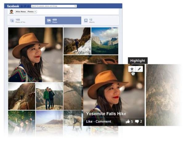 Ixotype - Blog - Facebook hace cambios en su galería de fotos