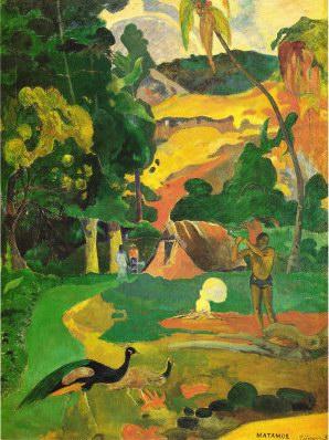 Ixotype - Blog - Gauguin Matamoe