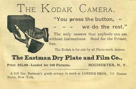 Ixotype - Blog - George Eastman y Kodak