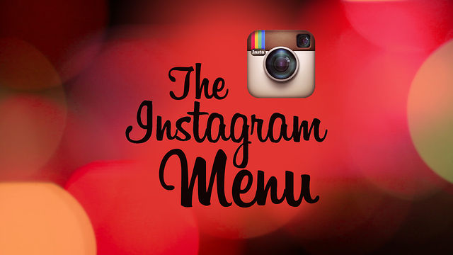 Ixotype - Blog - Instagram menú