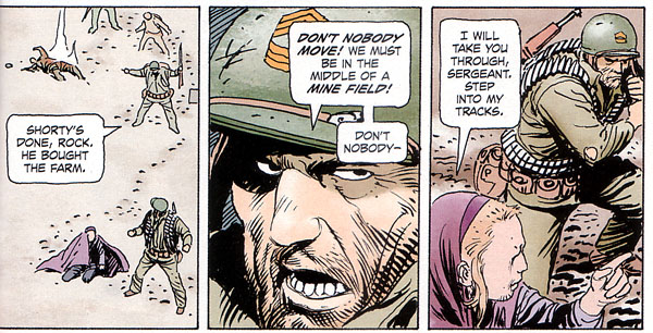Ixotype - Blog - Joe Kubert - Sgt Rock