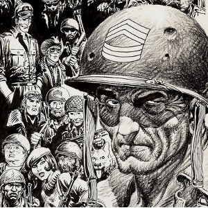 Ixotype - Blog - Joe Kubert