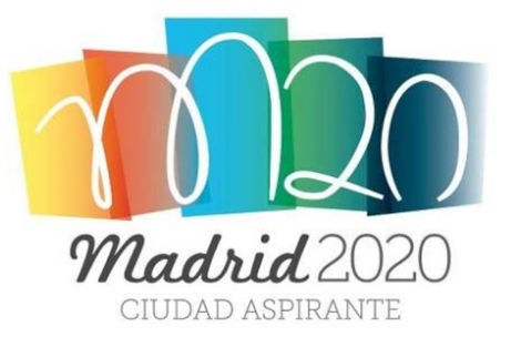 Ixotype - Blog - Logo Madrid 2020 original