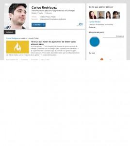 Ixotype - Blog - Nuevos perfiles de Linkedin