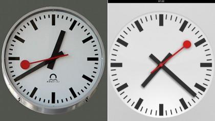 Ixotype - Blog - Polemica Apple Clock