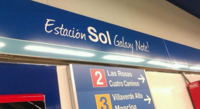 Ixotype - Blog - Proxima estacion Sol Galaxy Note