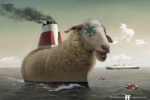 Ixotype - Blog - Publicidad, inglés y surrealismo