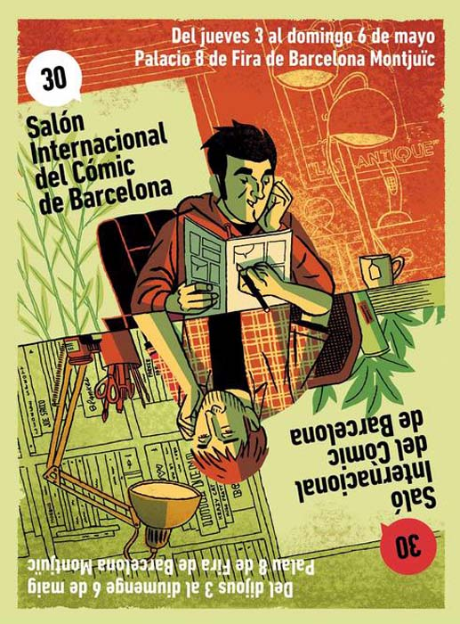 Ixotype - Blog - Salon del Comic de Barcelona