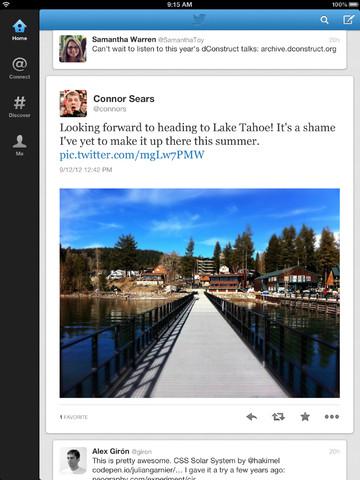 Ixotype - Blog - Twitter cambia la app de Ipad
