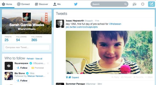 Ixotype - Blog - Twitter se disfraza de Facebook