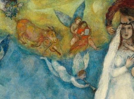 Ixotype - Blog - Virgen Chagall