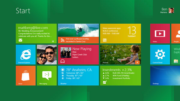 Ixotype - Blog - Windows 8
