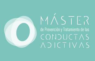Diseño identidad Máster Adicciones - ADEIT - Universidad de Valencia
