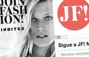 Ixotype - Porfolio - Inditex - Diseño Gráfico - Diseño Backgrounds Twitter - Joinfashioninditex - Aplicacion Twitter