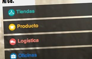 Ixotype - Porfolio - Inditex - Diseño Web - Microsite Joinfashioninditex - Aplicacion Twitter