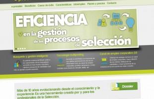 Portfolio - Ixotype - e-Preselec - Creatividad y diseño web - Identidad visual - Iconografía - Diseño de Logotipo - Posicionamiento SEO