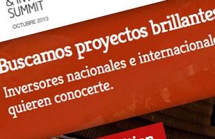 Ixotype Portfolio - Diseño Web - Spain StartUp & Investor Summit - Programación y diseño