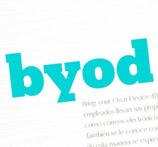 Ixotype - Portfolio - Infografía Byod