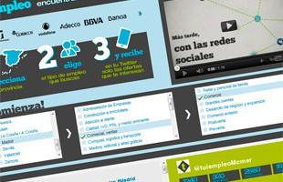 Ixotype - Portfolio - Tuiempleo - Madrid y resto de España - Redes Sociales - Programación web - Diseño web