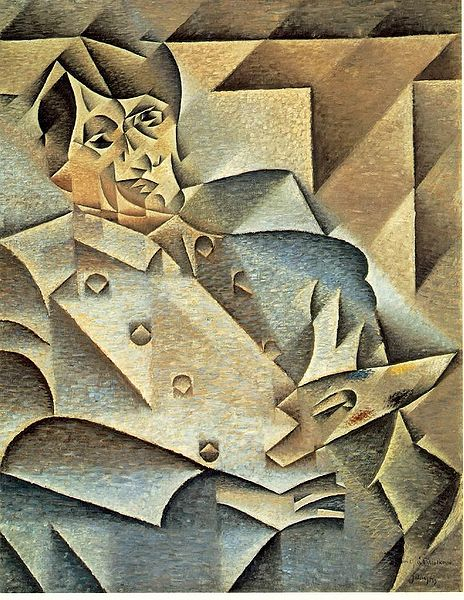Ixotype - Retrato de Picasso - Juan Gris