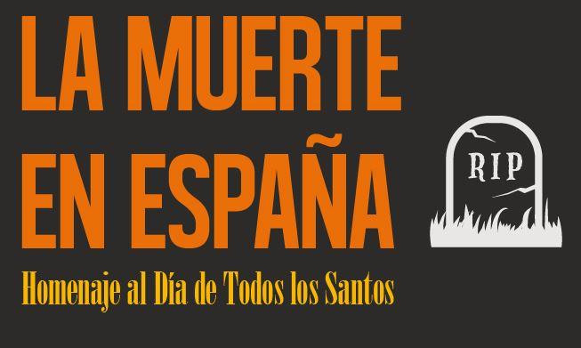Infografía Muerte en España