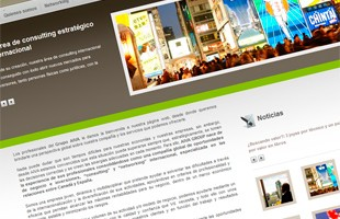 Ixotype - Portfolio - Aiva Business International - Madrid - Diseño web e imagen corporativa
