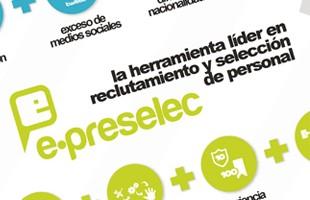 Ixotype - Porfolio - ePreselec - Diseño Folleto - Print