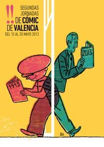 II Jornadas de Cómic de Valencia