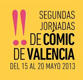 II Jornadas de Comic de Valencia
