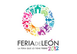 Logotipo de la Feria de León 2012