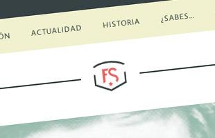 Diseño y Desarrollo del portal futbolseleccion.es - Diseño web, programación web, posicionamiento web para FÚTBOLSELECCIÓN - Facebook, Twitter, Google +, Pinterest, Youtube, Instagram - Portfolio Ixotype