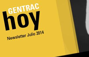 Gentrac - Diseño y maquetación Newsletter