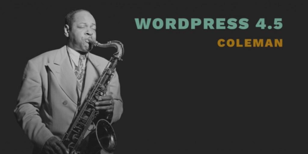 wordpress-4.5-coleman